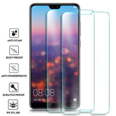 For Huawei P20 Lite / Pro Full 3D Vidrio templado 9H Protector de pantalla