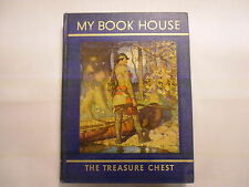 My Book House #9, The Treasure Chest, Olive Beaupre Miller, 1930