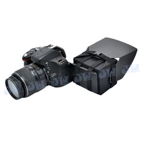 Jjc 3.0 LCD Campana Para Canon XF300 XF105 XF100 T3I PA1007 Mini Capucha reemplazar gasolina
