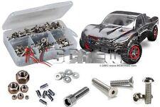 RC Screwz TRA051 Stainless Steel Screw Kit Slash 4X4  LCG / Platinum / Ultimate