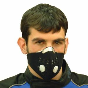 Bikeit Motorcycle Motorbike Urban Survival Anti Pollution One Size Face Mask Ebay