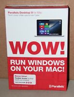 Parallels Desktop 9 For Mac - Product Key Card, In Box, Trusted Us Seller