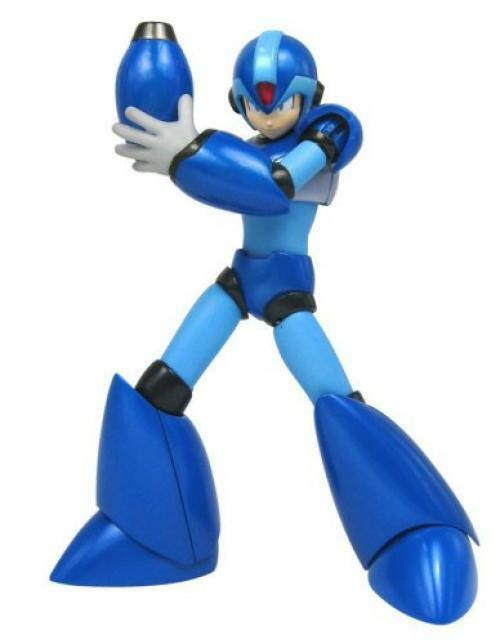 Nuevo D-Arts Rockman Figura de acción Mega Man X BANDAI TAMASHII NATIONS de Japón