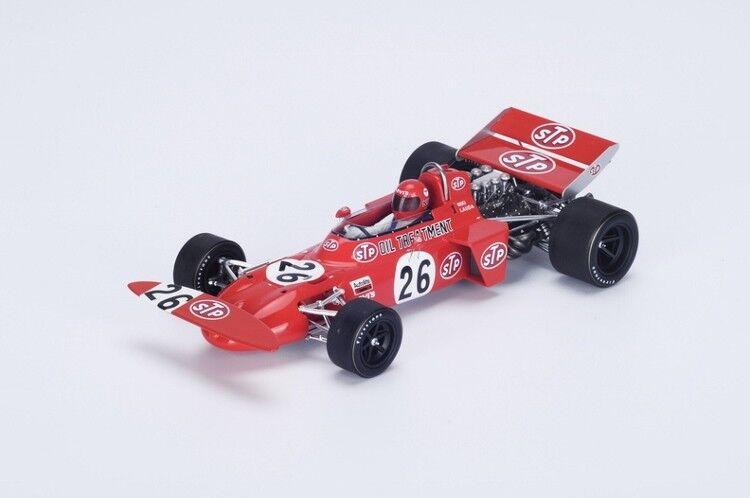 March 711   26 Austrian GP 1971 Niki Lauda by Spark