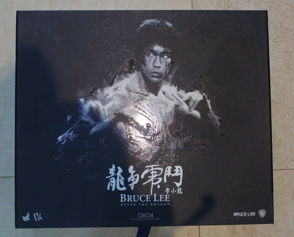 HOT TOYS TOYS TOYS Bruce Lee ENTER THE DRAGON DX04 4b0dd4