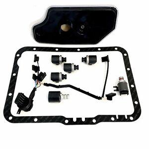 Details about 4R44E 5R55E TRANSMISSION Solenoid Set & Filter Kit 1997 on
