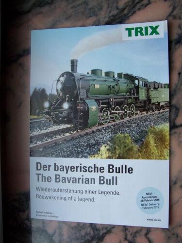 Trix Der bayerische Bulle Prospekt//Poster