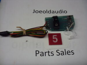 Thorens-TD-280-Circuit-Board-Part-6-642-004-Read-Below-Parting-Out-TD-280