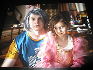 EVAN-PETERS-SIGNED-AUTOGRAPH-8x10-AMERICAN-HORROR-STORY-IN-PERSON-COA-RARE-NY-D