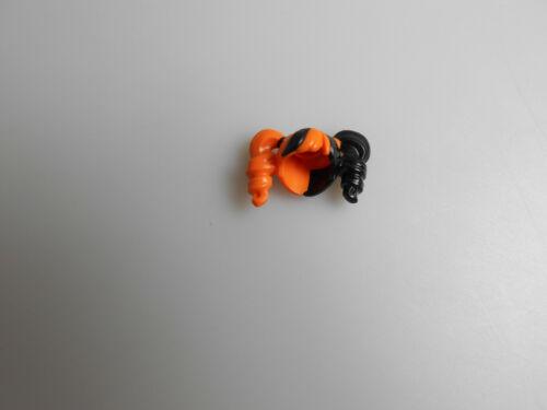 Lego® Minifiguren Zubehör 1x Haare Zöpfe Halloween Mädchen orange//schwarz Neu