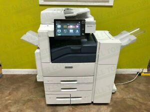 Details about Xerox AltaLink C8055 Color Multifunction Printer Scanner  Copier Finisher 55PPM
