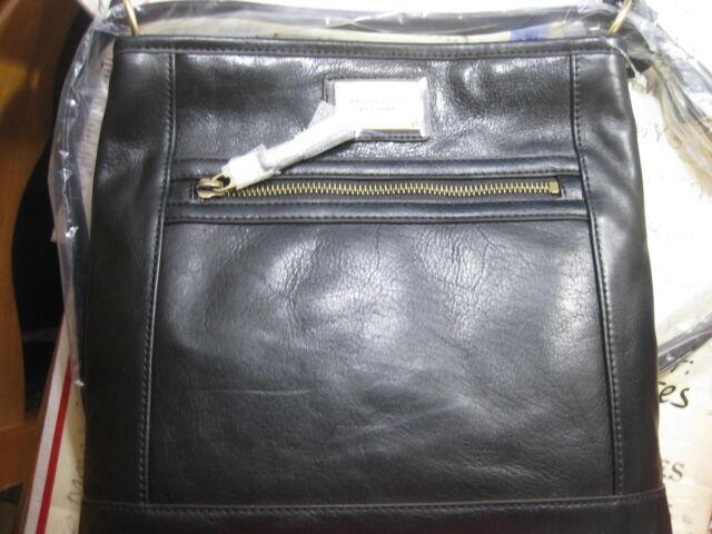 f103130fdb1 Tignanello Genuine Leather Convertible Function Frenzy Black ...