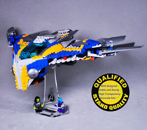 Display-Stand-for-Lego-76021-The-Milano-Spaceship-Rescue-Superheroes-stand-only