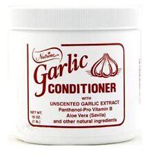 Nutrine Garlic Conditioner Jar, 16 oz (Pack of 2)
