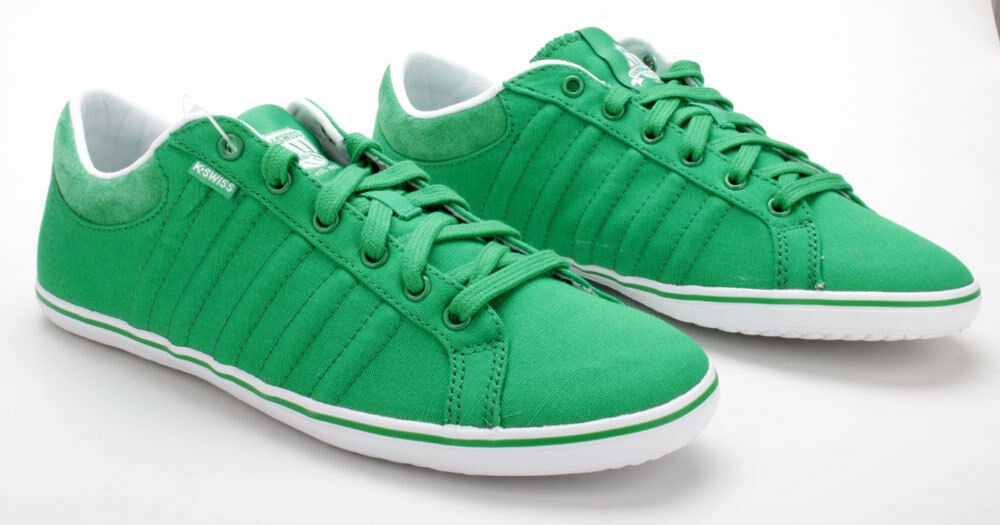 K-Swiss Schuhe Hof IV VNZ 03015301 Green/White