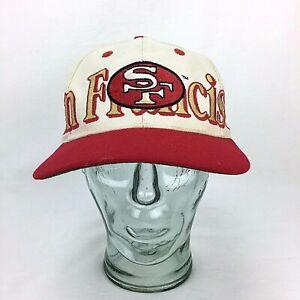 San-Francisco-49ers-Snapback-Hat-Logo-7-NFL-Merch-Adjustable