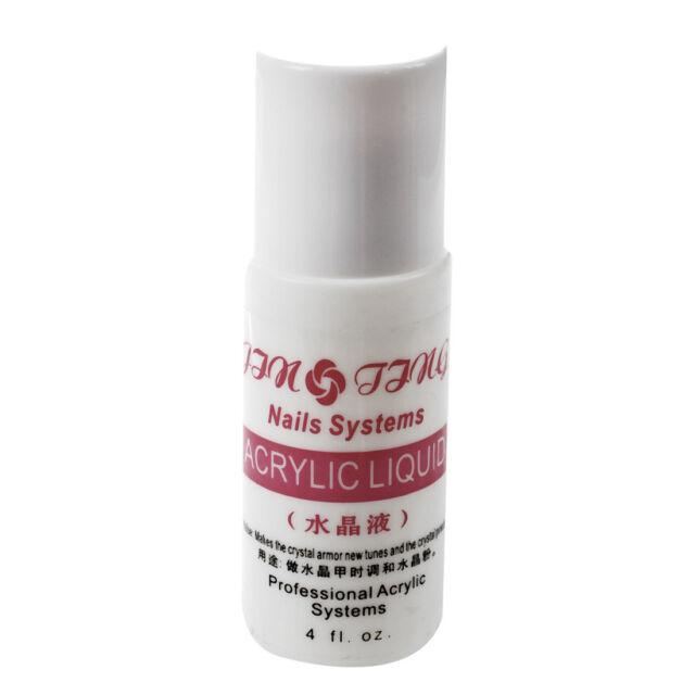 75ml Acrylic Powder Liquid False Tips Nail Art UV Gel Polish Tool Qty:1pcs K7T6