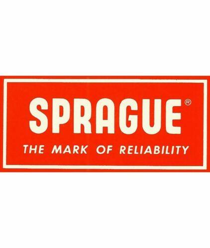 Sprague Axial Film Capacitor .01uF 600v 5/% 196P10356S Audio Guitar Vitamin Q New
