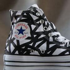 5376f5d1c0e7 Converse Chuck Taylor All Star Broken Stripes Hi Shoes for Women US ...
