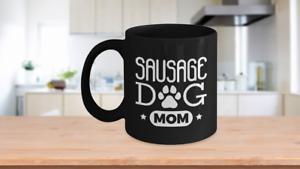 Sausage Dog Mug Mom Dashund Dash Hound or Dashound Dog Coffee Mug and Gifts