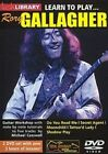 Learn to Play Rory Gallagher 5060088824016 DVD Region 2 P H