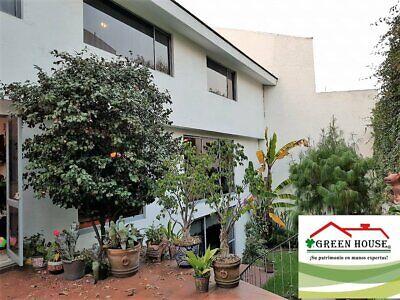 GREEN HOUSE VENDE LINDA CASA EN PEDREGAL DE SAN FRANCISCO CANCHAS DE TENIS AREA SOCIAL Y PARQUE