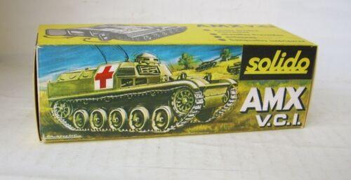 Repro Box Solido Militär Nr.227 AMX V.C.I.
