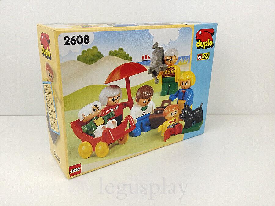 Lego®  Duplo 2608 Familia - Año 1994 - Vintage   fantastica qualità