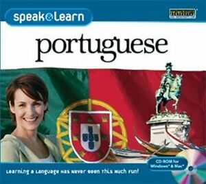 Speak-amp-Learn-Portuguese-XP-Vista-7-8-10-MAC-NEW-Speak-Portuguese-right-away