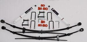 Suspension-Kit-Rear-For-Nissan-Navara-Pickup-D40-2-5TD-3-0TD-5-2005-gt-ON