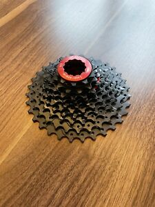 Sunrace-CSRX1-11-Speed-Road-Bike-Cassette-Shimano-SRAM-11-32T-Black