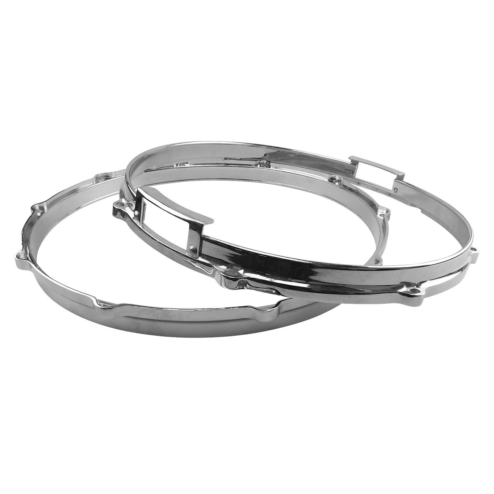 Shaw Die Cast Chrome Batter Drum Hoops