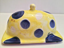 Nice Anthropologie Merriweather Butter Dish Replacement Lid Cover Home Design Ideas