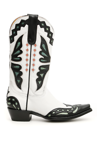 NWT-Jessie-western-butterfly-cowboy-boots-BUTTERFLY-BOOT-White-001-Authentic