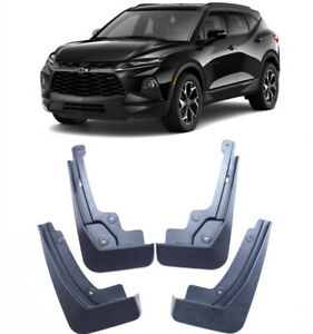 4PACK HYZZ Front /& Rear Mud Flap MudFlaps Splash Guards for 2014 2015 2016 2017 2018 2019 Chevrolet Corvetee C7 Convertible Coupe