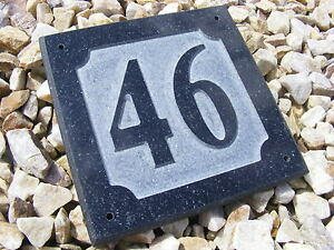 GRANITE HOUSE DOOR NUMBER 6034x6034 ENGRAVED EMBOSSED SIGN PLAQUE GIFT XMAS PRESENT - <span itemprop=availableAtOrFrom>Bathgate, West Lothian, United Kingdom</span> - Returns accepted Most purchases from business sellers are protected by the Consumer Contract Regulations 2013 which give you the right to cancel the purchase within 14 days - Bathgate, West Lothian, United Kingdom