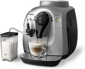 Philips Super-automatic espresso machine, 2100 series, HD8652/14, Silver