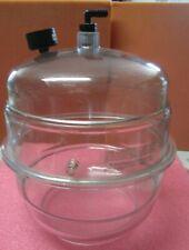 Lab Plastic Dessicator Vacuum Dryer Top Diameter 95