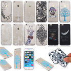 Housse Etui Coque Cover Souple Silicone Ultraslim Protection Pour Apple &Samsung