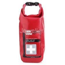 Waterproof Emergency First Aid Kit Bag Travel Dry Bag Camping Boat Kayaking