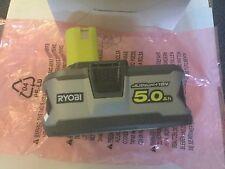 Ryobi : RB18L50 5.0 Ah Battery 5 Amp : Brand New : 100% Genuine, LIMITED STOCK !