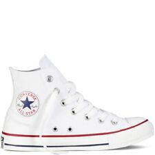 Uomo Converse Chuck Taylor All Star Hi M Sneakers Bianco 46