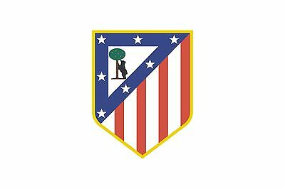 reproduction ATLETICO MADRID CHAMPIONS EUROPA LGE CWC SUPERCUP FINAL TICKET