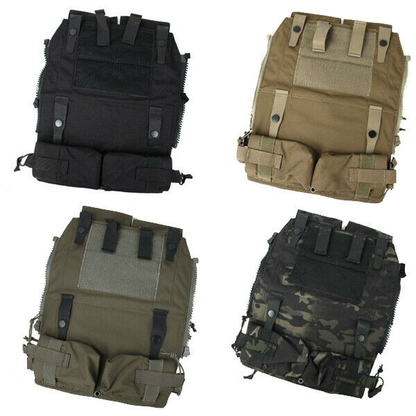 TMC3107 Tactical Vest  Pouch Bag Zip Panel NG Version for 16-18 AVS JPC2.0 CPC  shop online