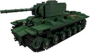 CUSTOM building INSTRUCTION KV1 RUSSIAN TANK to build out of LEGO parts - <span itemprop='availableAtOrFrom'>Exmouth, Devon, United Kingdom</span> - Returns accepted Most purchases from business sellers are protected by the Consumer Contract Regulations 2013 which give you the right to cancel the purchase within 14 days after t - Exmouth, Devon, United Kingdom
