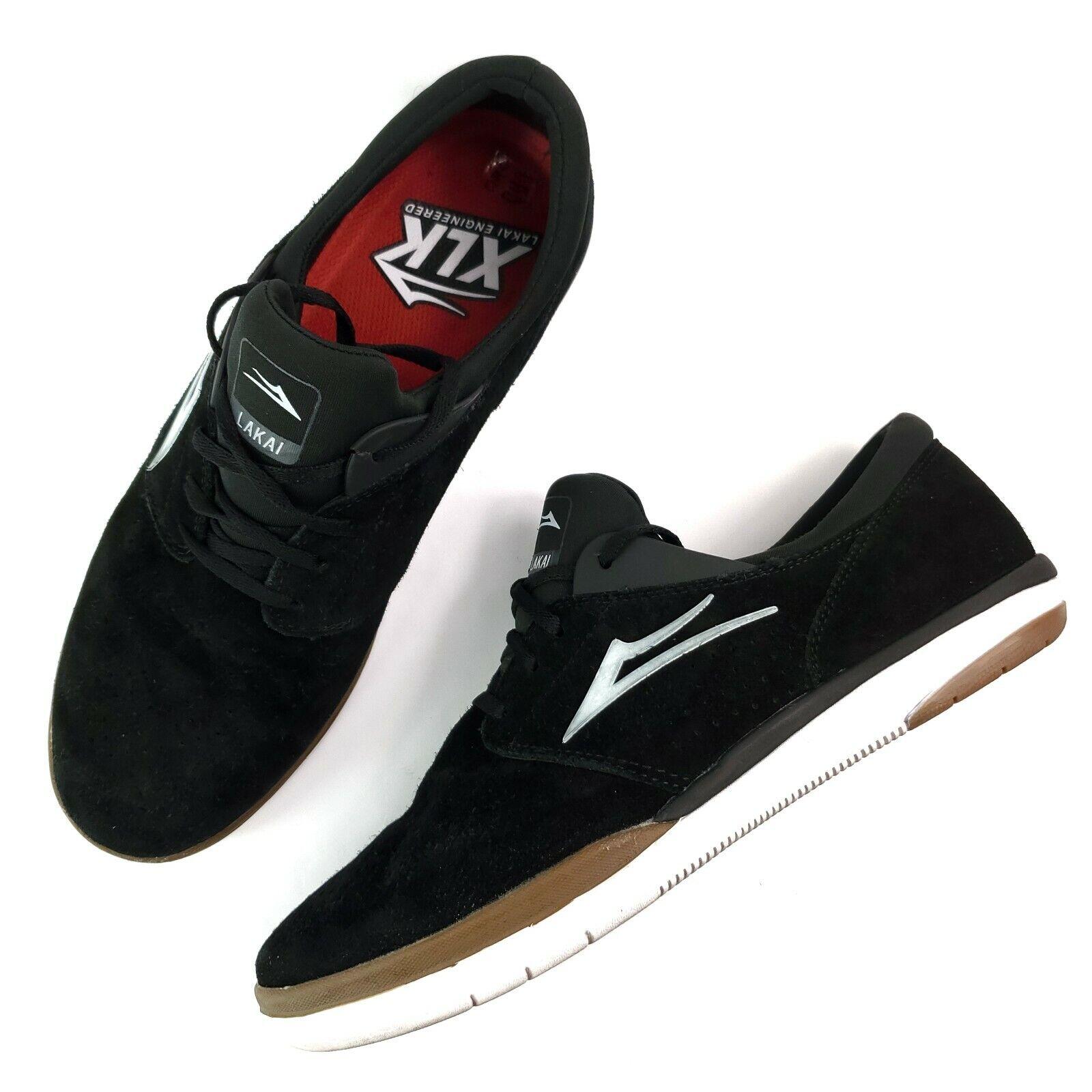 LAKAI Marc Johnson MJ XLK Skate Shoes