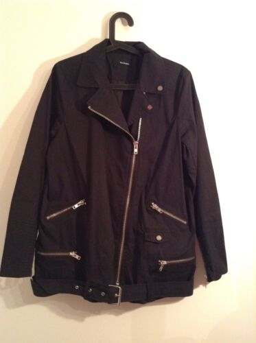 Rrp Bnwtt Jacket Biker 100 Down Auth Kooples L Lightweight Ladies The qvUp4qw