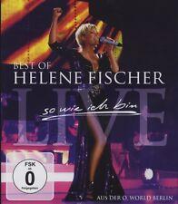 """HELENE FISCHER """"SO WIE ICH BIN (LIVE)"""" BLU RAY NEU"""