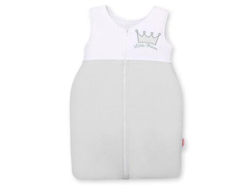 Bobono Vierjahreszeiten Baby Schlafsack Little Prince Princess Prinz Prinzessin