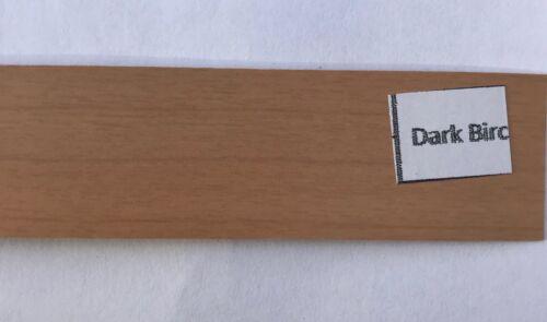 22mm Pre-Glued Iron On Edging Melamine Veneer Tape Beech,Maple,Oak,Walnut/&more